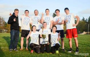 Ultimate Tier 2 Champs with Beta Theta Pi!